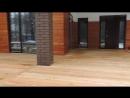 Монтаж террасной палубной доски
