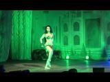 tabla-solo by IRINA ZAGORUIKO at show '1001 mysteries of a woman' (2013, april 2 1174