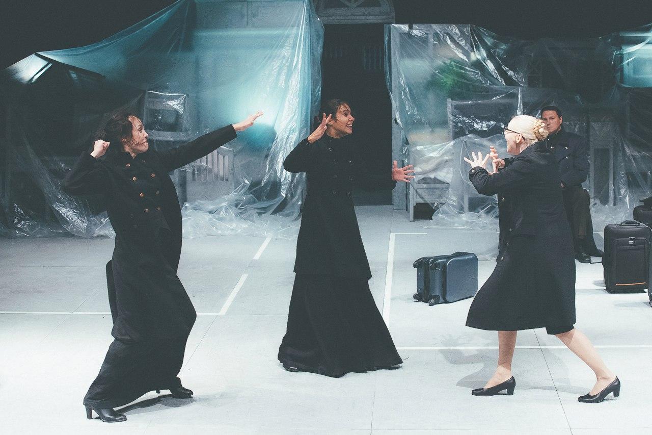 XVIII Международный театральный фестиваль «Радуга»