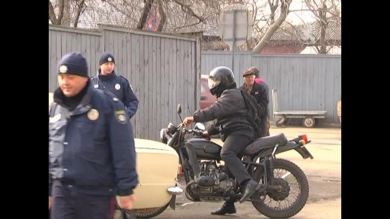 Дебют муніципальної поліції Новий Чернігів