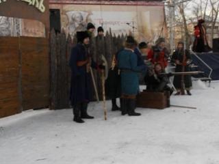 DSCF9291 Разбойники в осаждённой крепости