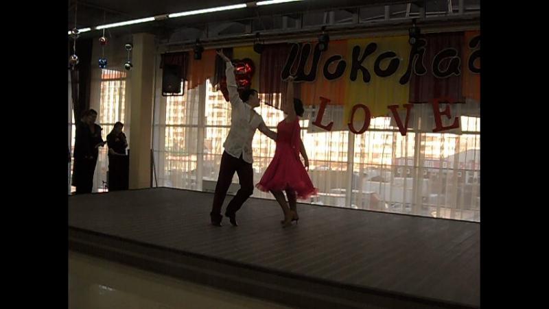 Вальс (Валерия Обриште и Илья Фарафонов)