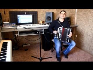 Garik Isatov. Paul Stanga composition in Azeri garmon musical instrument