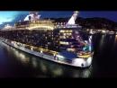 Крупнейший круизный лайнер в мире «Harmony of the Seas»