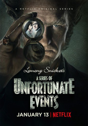 Лемони Сникет: 33 несчастья 1 сезон 1-8 серия AlexFilm | A Series of Unfortunate Events