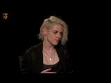 Kristen Stewart pays tribute to last night's Stanley Kubrick #Britannias honoree Jodie Foster