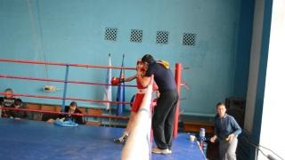 Сахабутдинов Рамиль г.Стаханов и Скрипка Никита г.Шахтерск ( 3 раунд)