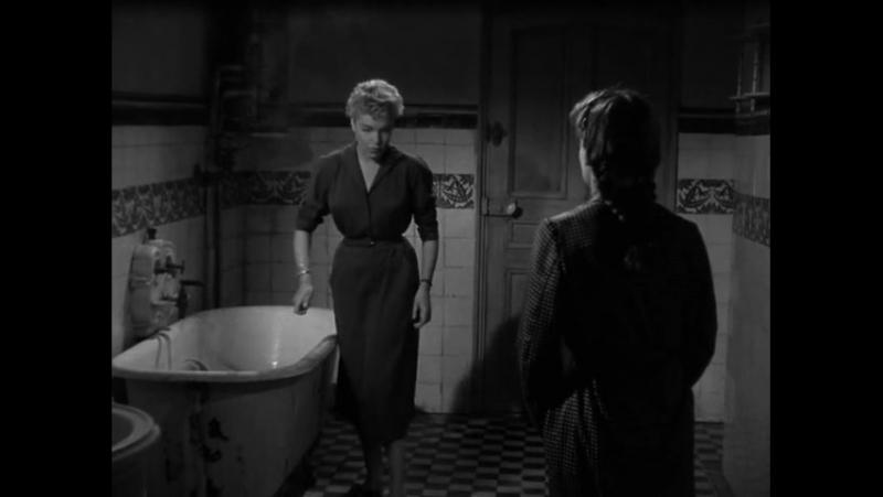 Les Diaboliques/Şeytan Ruhlu İnsanlar 1955