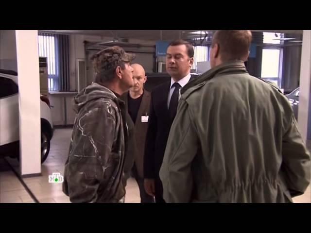 Лесник 3 сезон 2 серия 98 серия 2015 Детектив SATRip