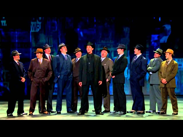2014 - 68th Tony Awards Performance Bullets Over Broadway
