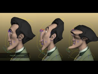 Facial and Body Rig Breakdown