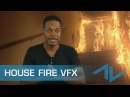 How to Burn Down a House Using Stock Footage in After Effects