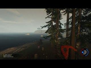 The Forest. ДОМ НА ДЕРЕВЕ