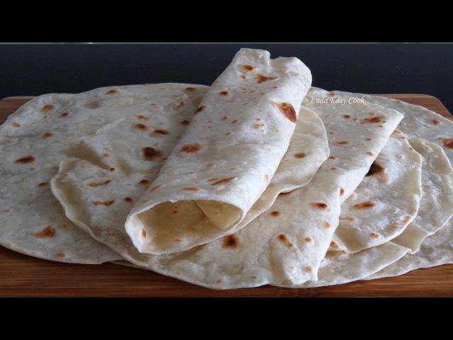 ВКУСНЫЙ ЛАВАШ дома Lavash Bread как приготовить лаваш тонкий bánh tráng Lavash АРМЯНСКАЯ КУХ...