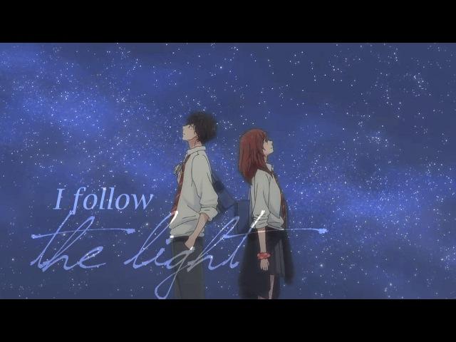 Follow the light | kou futaba (ao haru ride) 「AMV」