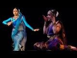 Bharatanatyam and Kathak | Classical Dance Fusion | Pali Chandra & Sneha Bharadwaj | Ateetam Music