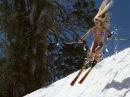 Najbardziej niesamowity na swiecie zjazd na nartach kiedykolwiek nagrany i wrzucony do internetu