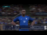 PES 2017 - Germany & France Player Faces