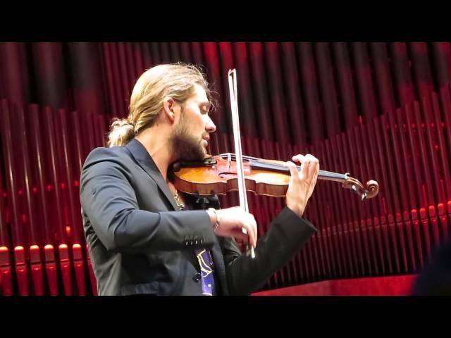 David Garrett - Vivaldi / Four Seasons - Summer Presto - Nürnberg, 31.05.14