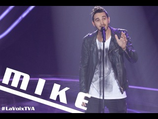 La Voix 5 | Mike Valletta | Auditions à l'aveugle | I'm Not the Only One
