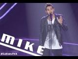 La Voix 5  Mike Valletta  Auditions