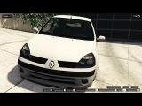 GTA 5 2005 Renault Clio Symbol