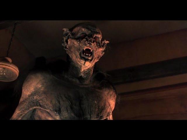 Действительный реальнаый фильм про Дракулу| Отличный профессиональный ужас рекомендуется всем