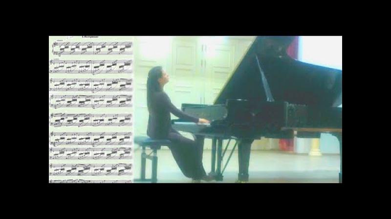 Marina Yakhlakova - Tchaikovsky-Pletnev. Intermezzo
