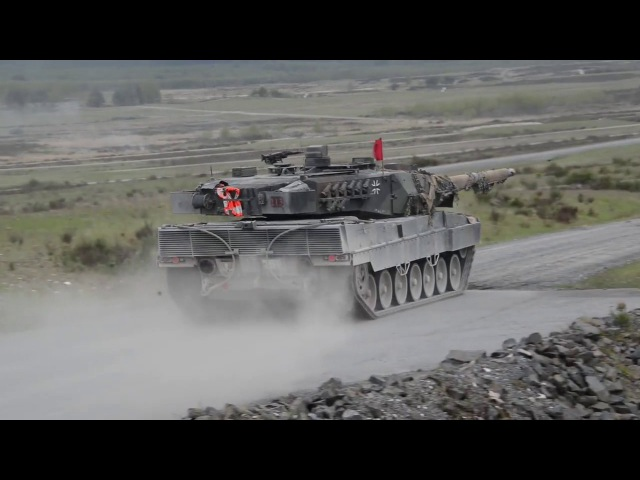 Strong Europe Tank Challenge 2017 Е08. Другий день за 30 секунд