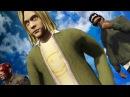 GTA V - Kurt Cobain vs Justin Bieber(Machinima)