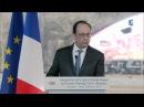 Un coup de feu tiré par accident pendant le discours d'Hollande fait 2 blessés