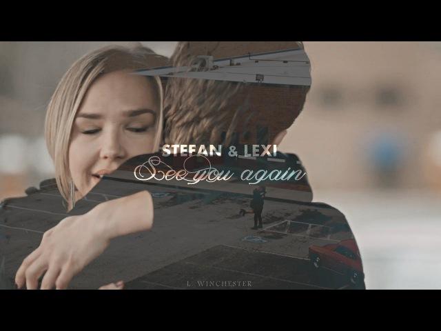 Stefan Lexi | See you again (8x16)