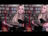 Me Singing 'Sgt. Pepper's Lonely Hearts Club Band' By The Beatles (Cover By Amy Slattery)