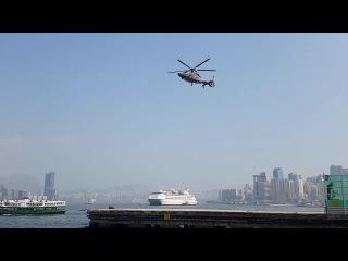 Эффект, когда скорость вращения лопастей вертолета синхронизирована со скоростью срабатывания затвора камеры