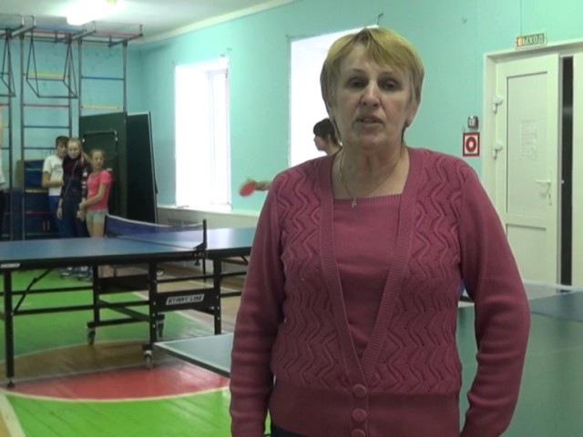 Соревнования по настольному Теннису в ЦПД