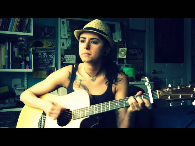 The Offspring -The Kids Arent Alright (Acoustic Cover) -Jenn Fiorentino