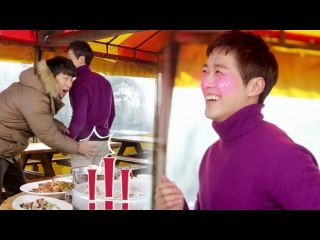 남궁민, 타고난 오리엉덩이에 '김수로 터치' @SBS 식사하셨어요? 20160131