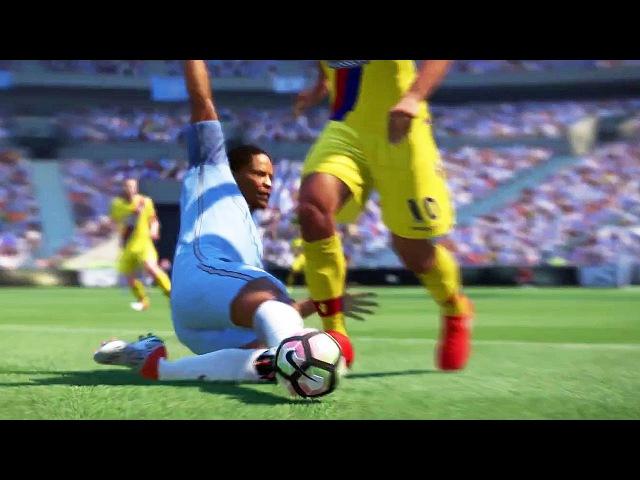 FIFA 17 Demo - The Journey Cinematic Trailer (PS4 , PS3 , Xbox360 , XboxOne , PC )