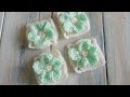 Crochet How To - Crochet an Embossed Flower Granny Square - Yarn Scrap Friday