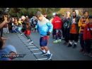 Manny Pacquiao Full Footwork workout in the mountains of Los Angeles Pacquiao vs Vargas