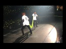160910 EXO'rDIUM in BKK - Lucky One [Chanyeol & DO play green toy]