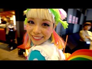 Как быть красивой и милой по-японски? Настоящая работа Юри,