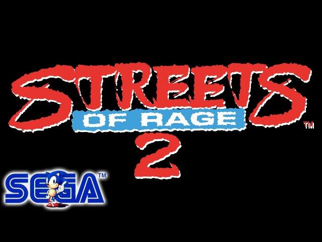 Streets of Rage 2 / Улицы ярости 2 | Играем за громилу Макса | Sega 16-bit | Mega Drive/Genesis