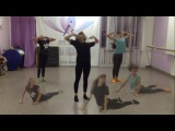 Contemporary dance BAHROMA - На глубине