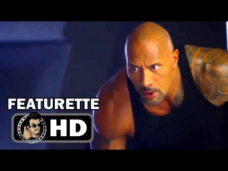 FAST 8 Footage & Featurette - The Saga Continues (2017) Vin Diesel, Charlize Theron Action Movie HD