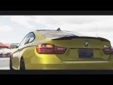 BMW M4-Crazy City Driving (The crew)