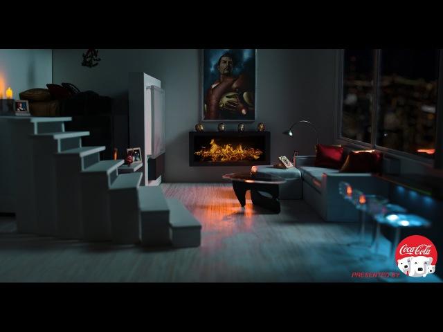 Iron Man's Manhattan Apartment Fireside Video in 4K