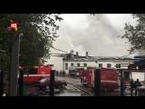 Ценой своей жизни восемь пожарных спасли в Москве сто человек