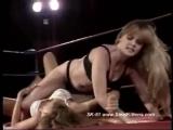 Female Woman Wrestling