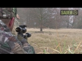 Hunt with Kristoffer Clausen and his Sauer 404 Syncro XTC winner is Johan B